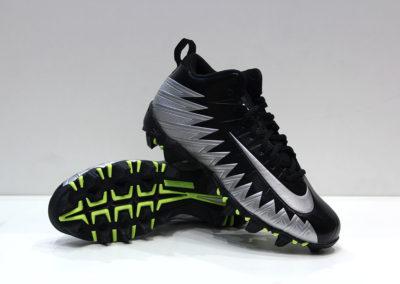 American Football Schuh Nike Alpha Menace Shark