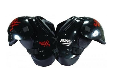 American Football Shoulder Pad Bike Blackmaxx Youth