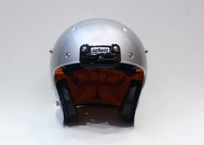 American Football Helm Schutt Recruit Hyprid 17DNA Youth