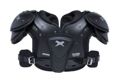 American Football Shoulder Pad Xenith Xflection Flyte Youth
